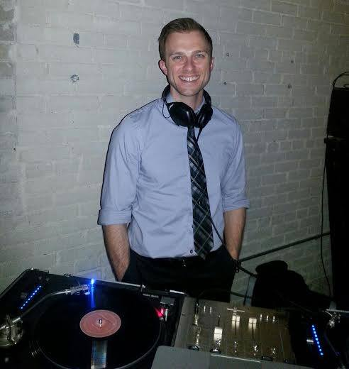DJ Eric Rhodes at Teri & Kevin's Wedding