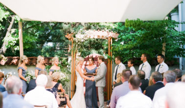 Wedding at Payette Brewing in Boise, Idaho