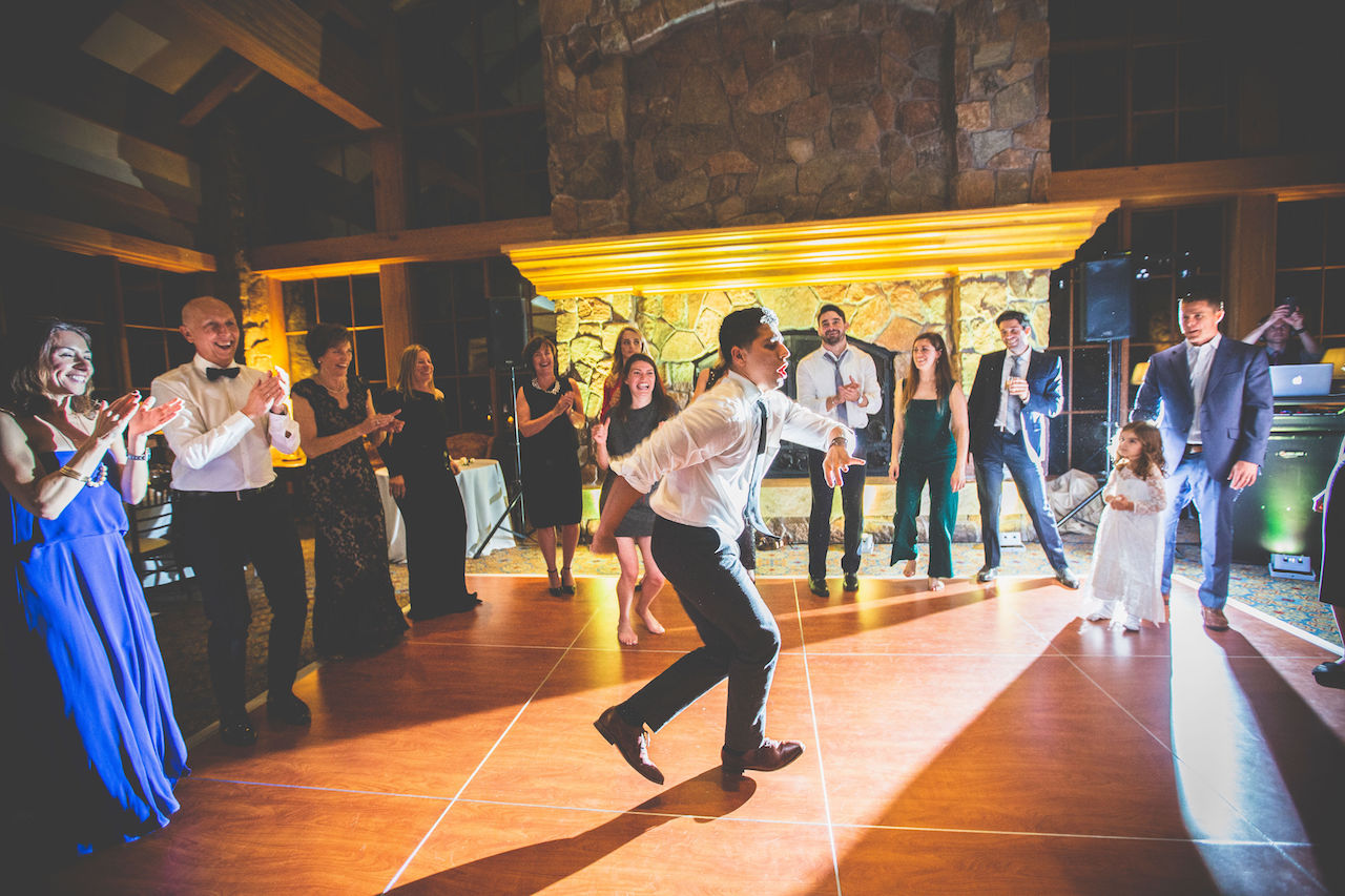 Boise Wedding DJ, Sun Valley Club Wedding, Rhodes Entertainment