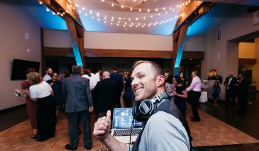 Eric Rhodes, Best DJ In Boise, Boise Wedding DJ, Ray Gadd Photography