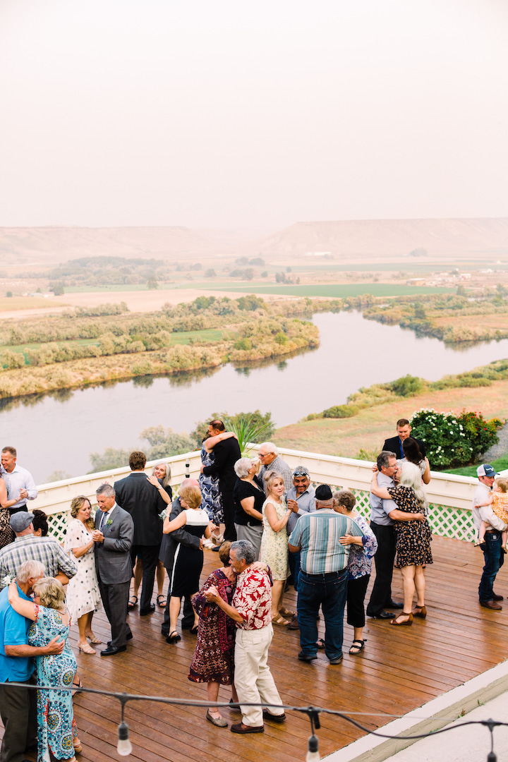 Fox Canyon Vineyard Wedding, Wedding DJ Boise