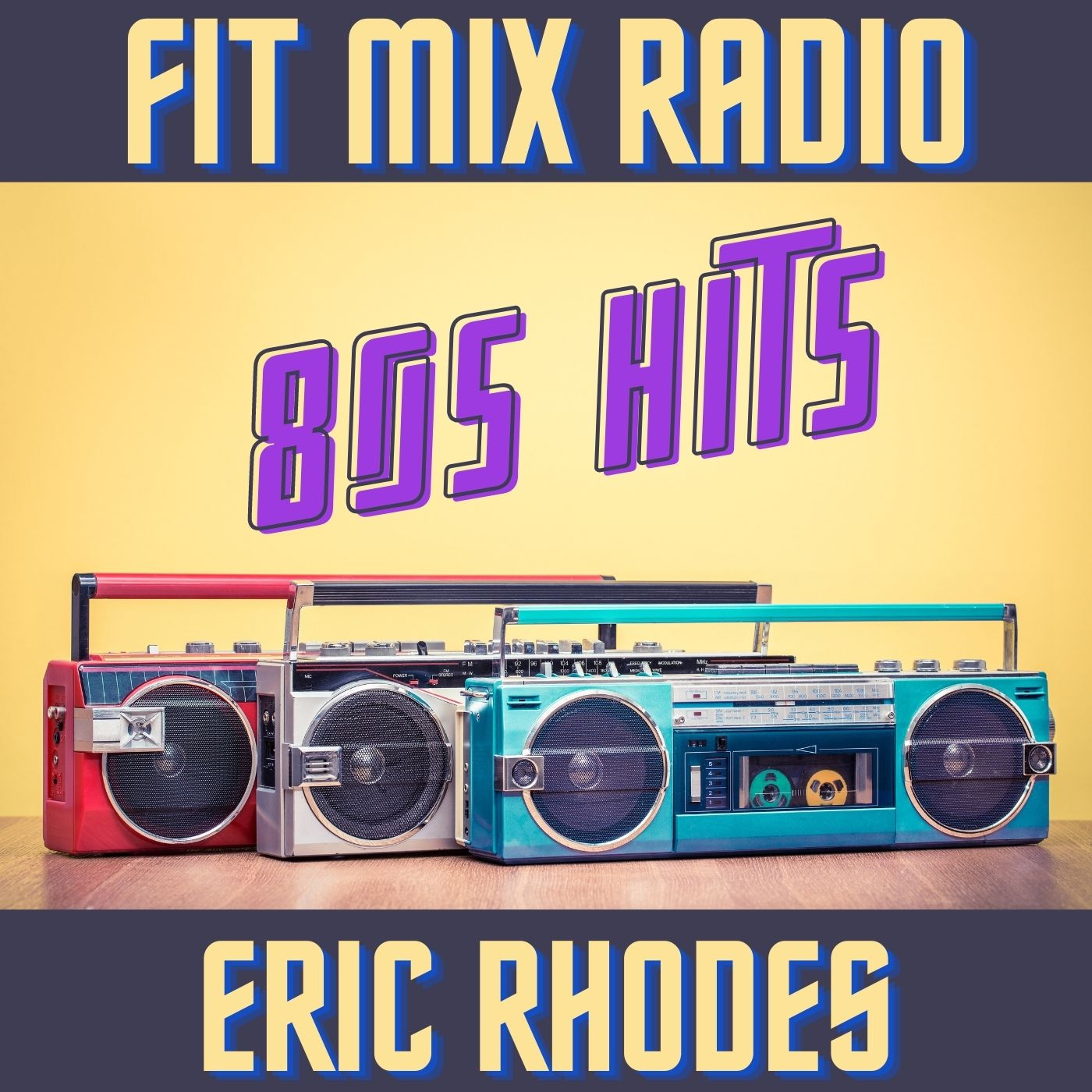 DJ Eric Rhodes, Fit Mix Radio